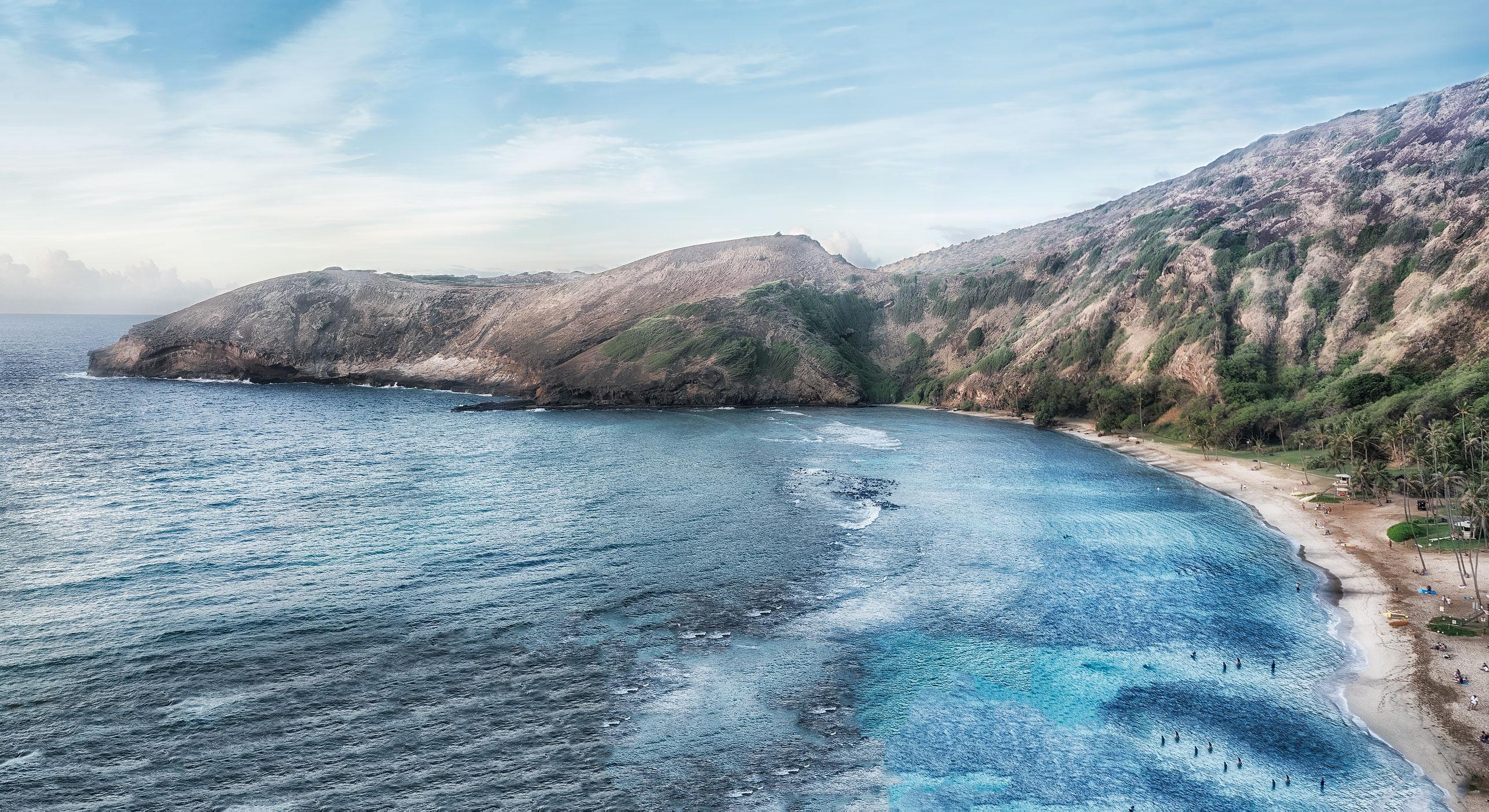 Hanauma Bay - Kamehameha Hwy